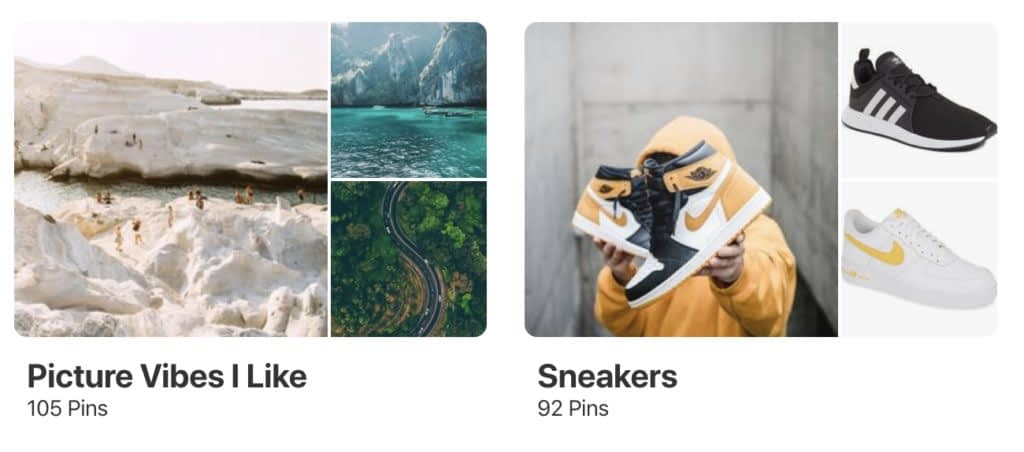 Tailwind Pinterest Dylankyang Example