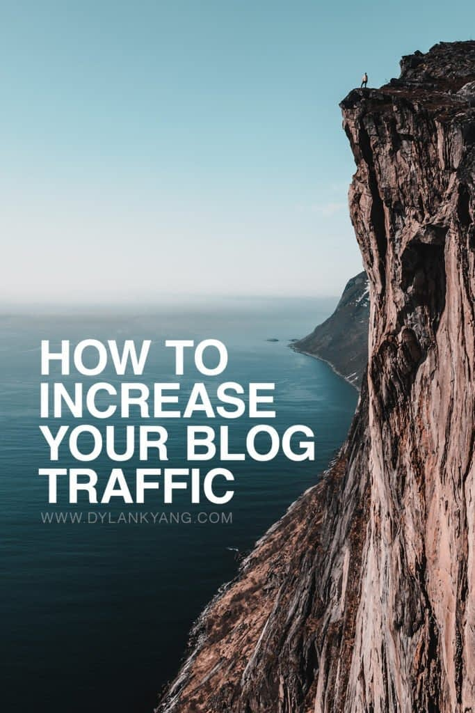 The ultimate beginners guide to grow your blog | Dylankyang