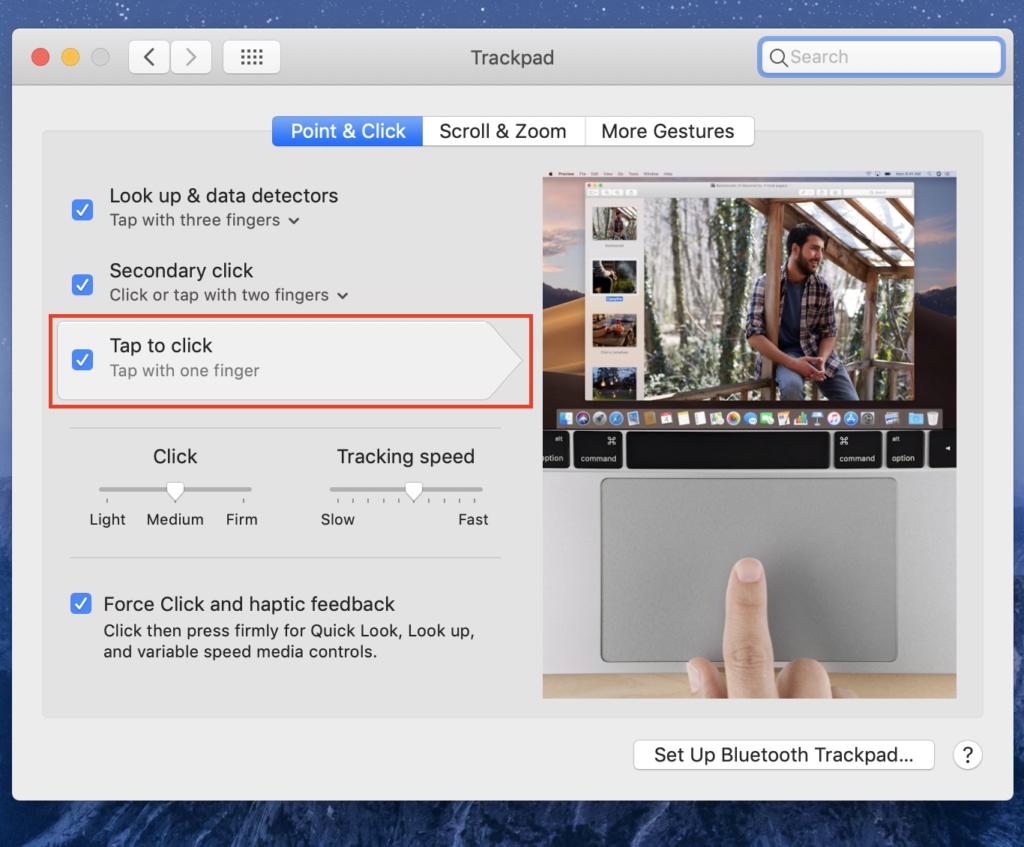 trackpad mac new